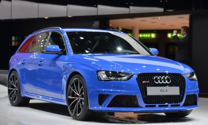 65 The 2020 Audi Rs4 Concept