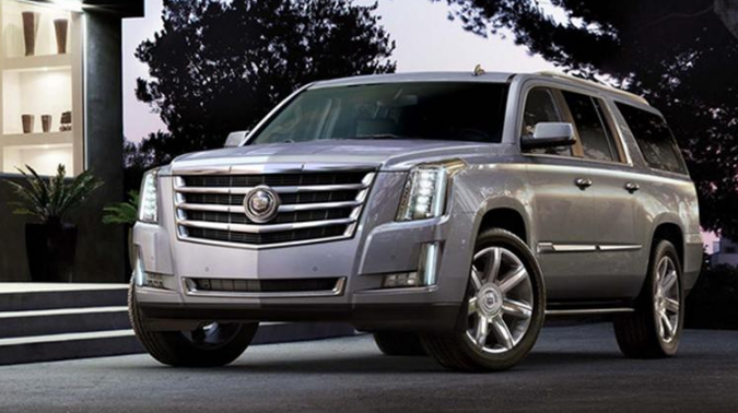 65 The 2020 Cadillac Escalade Platinum Concept