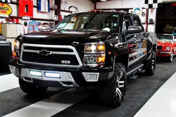 65 The 2020 Chevy Reaper Review