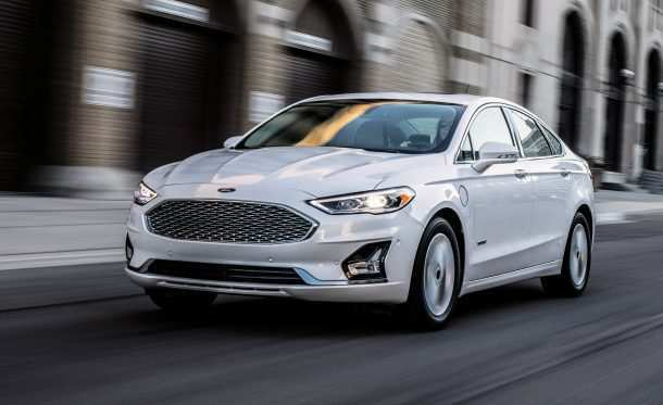 65 The 2020 Ford Fusion Energi History