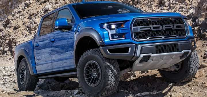 65 The 2020 Ford Raptor Configurations