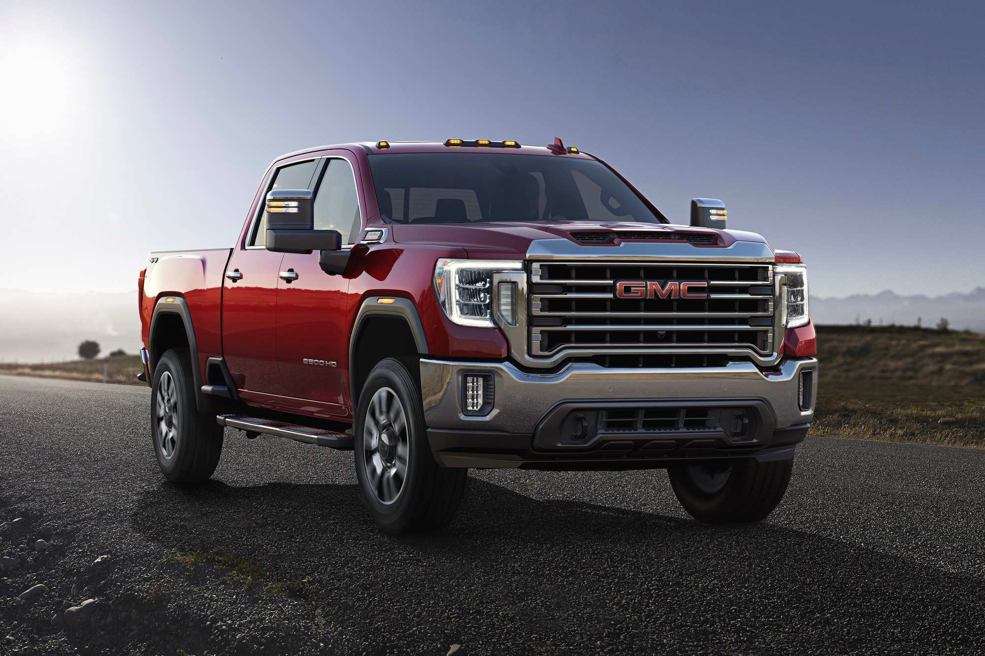 65 The 2020 GMC 2500Hd Denali Concept