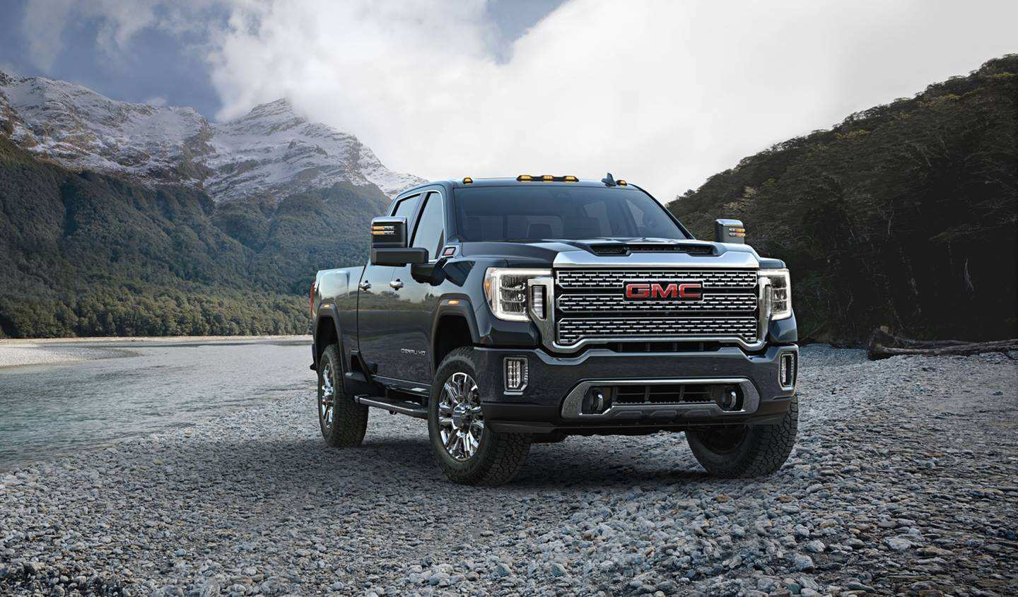 65 The 2020 GMC Hd Interior Specs And Review