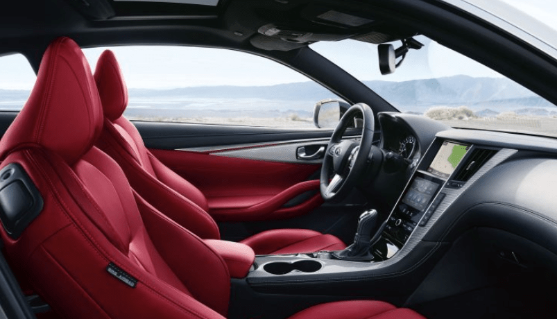 65 The 2020 Infiniti Q60 Coupe Performance