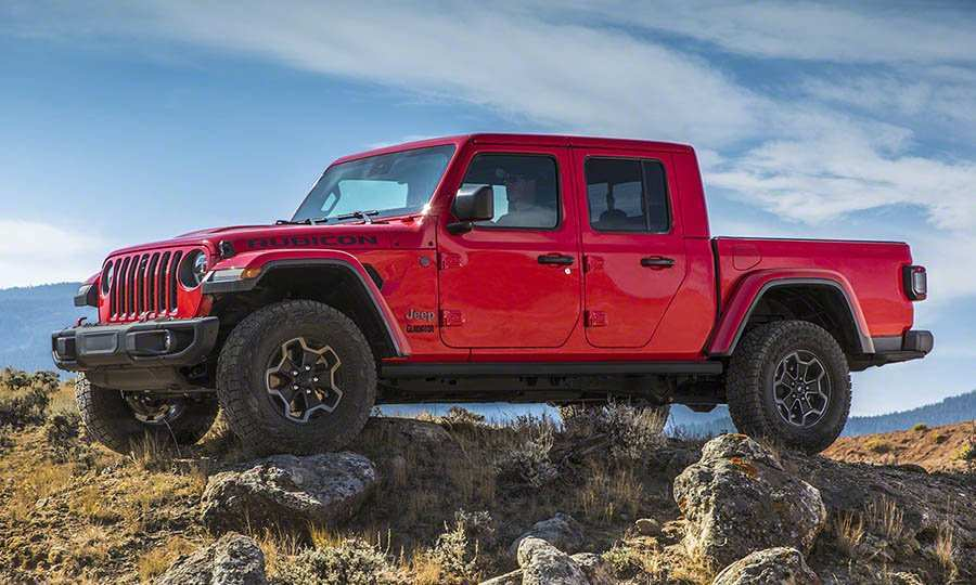 65 The 2020 Jeep Gladiator Length Specs