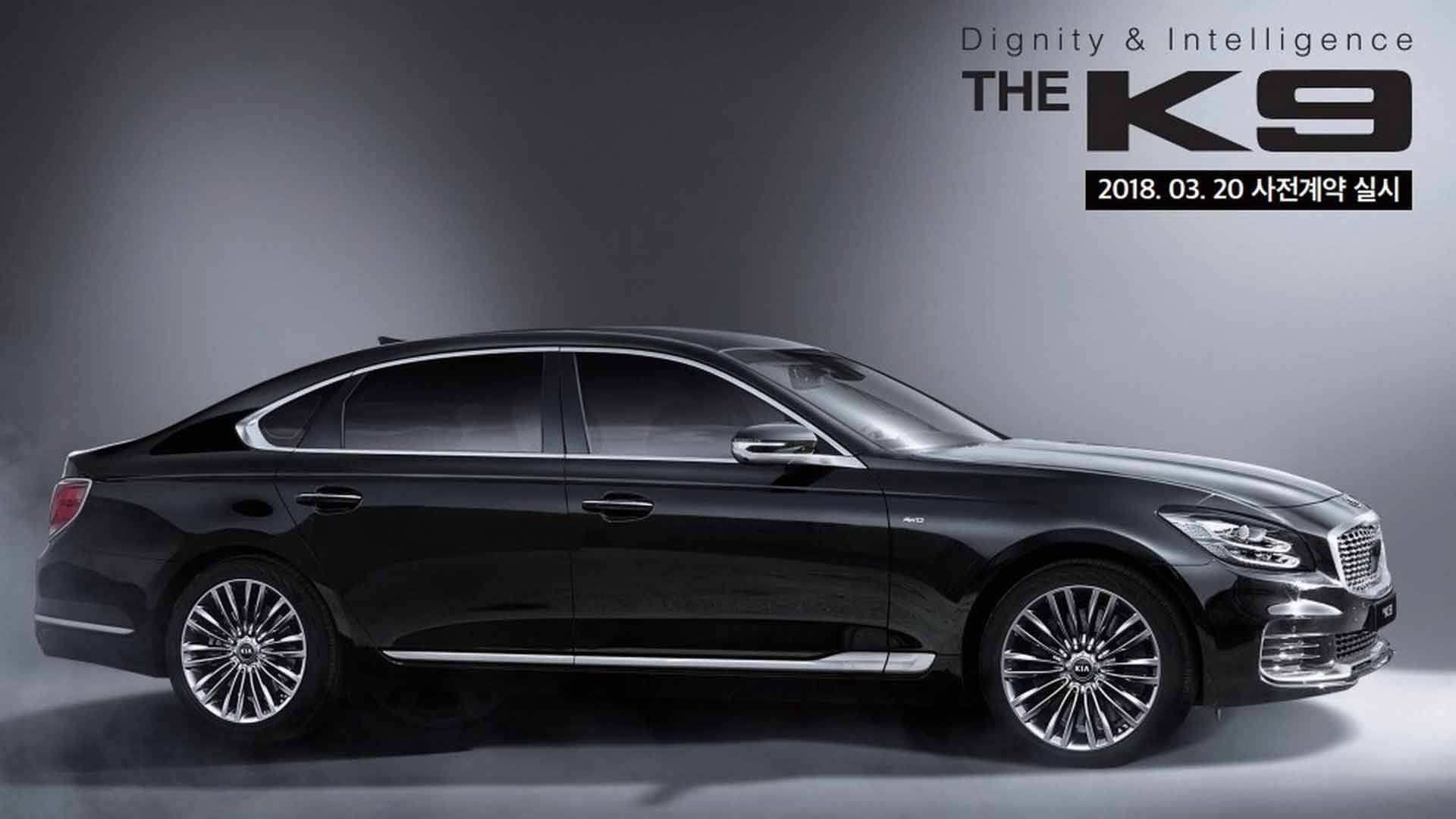 65 The 2020 Kia K900 Specs And Review