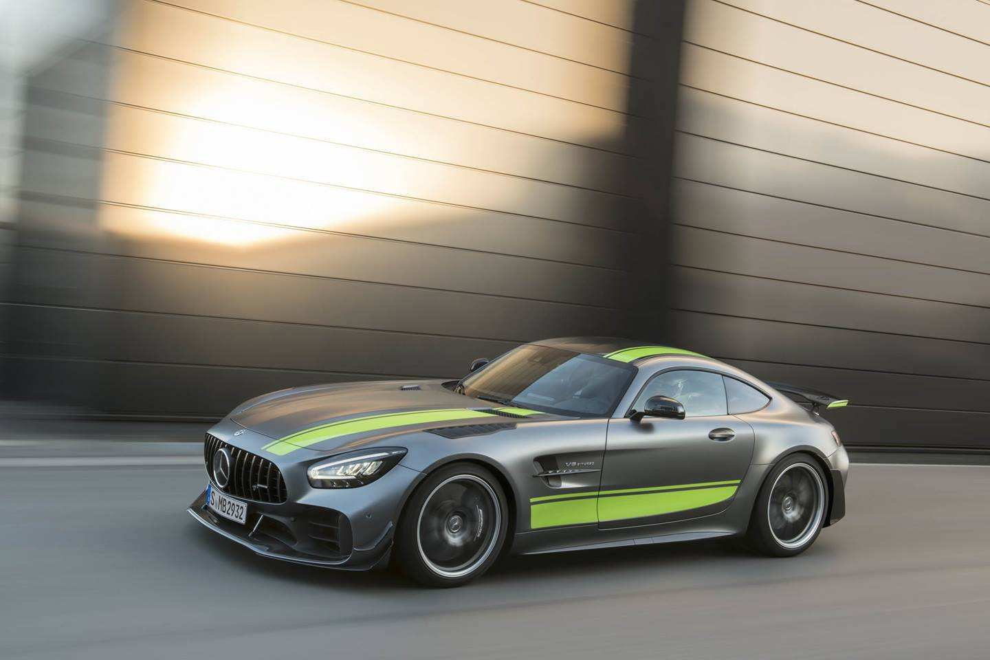 65 The 2020 Mercedes AMG GT Exterior