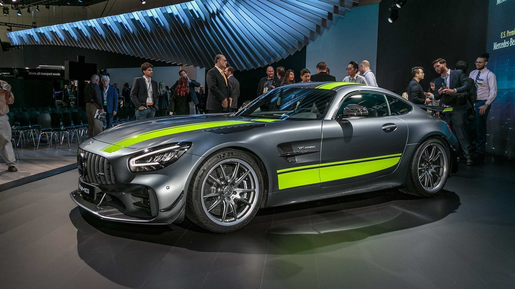 65 The 2020 Mercedes AMG GT Images