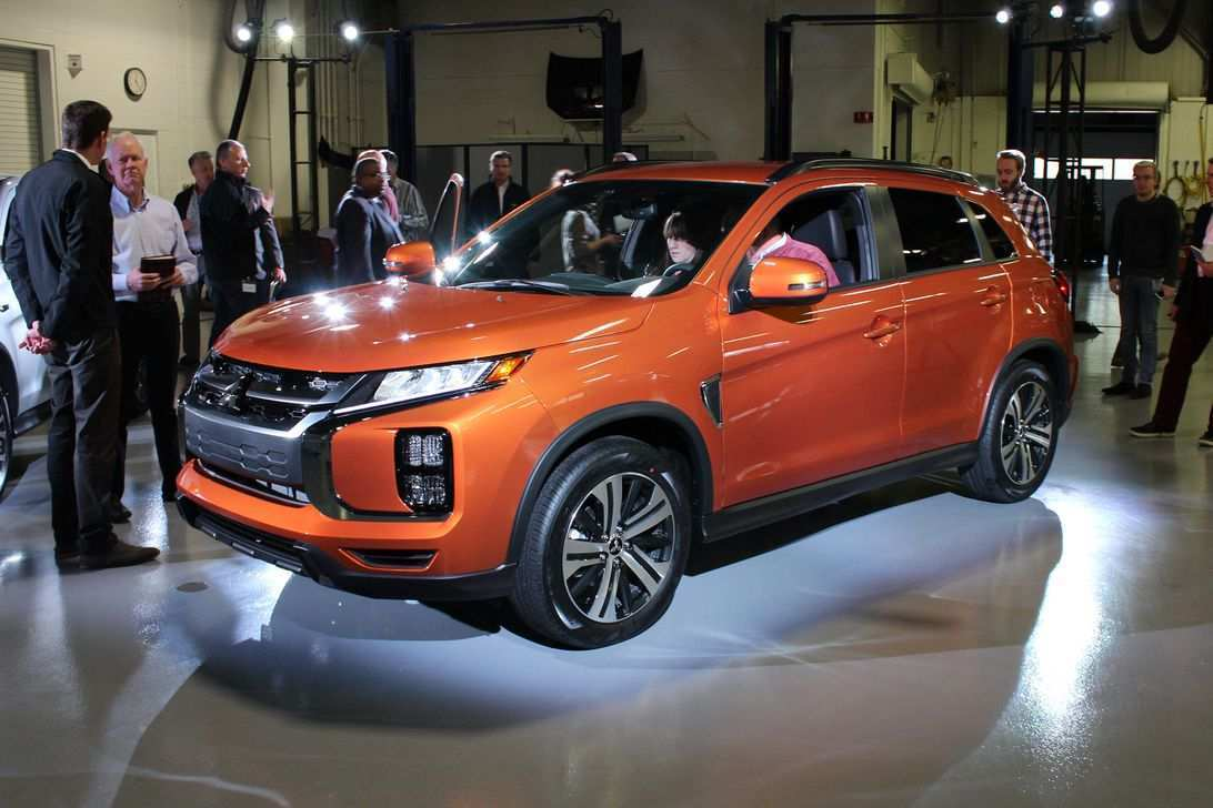 65 The 2020 Mitsubishi Outlander Redesign And Concept
