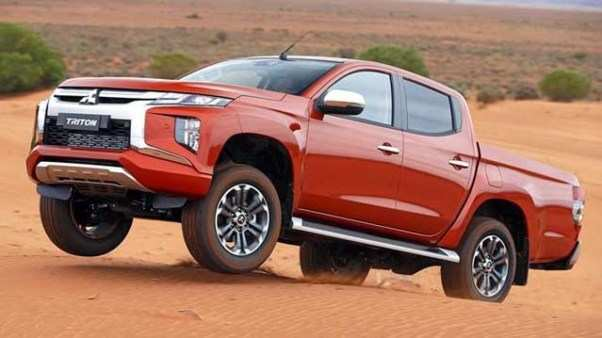65 The 2020 Mitsubishi Triton Engine