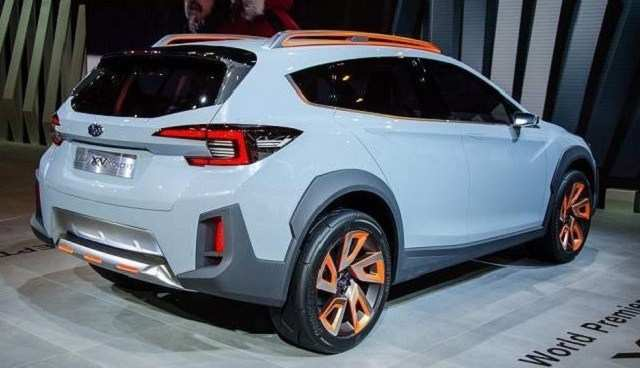65 The 2020 Subaru Crosstrek Specs