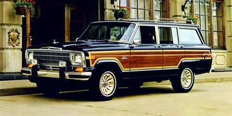 65 The 2020 The Jeep Grand Wagoneer History