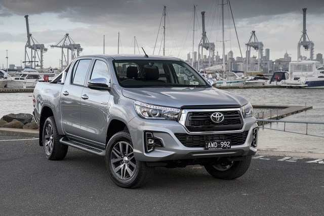 65 The 2020 Toyota Hilux Price And Review