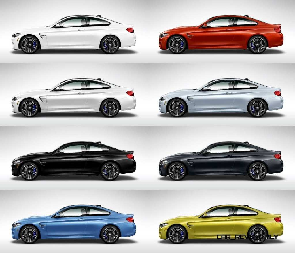 65 The Best 2019 BMW M4 Colors Review