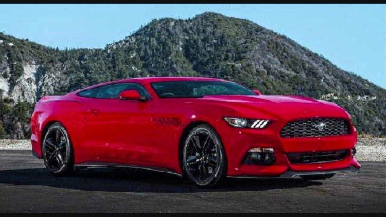 65 The Best 2019 Ford Mustangand New Concept