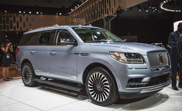 65 The Best 2019 Lincoln Navigator Research New