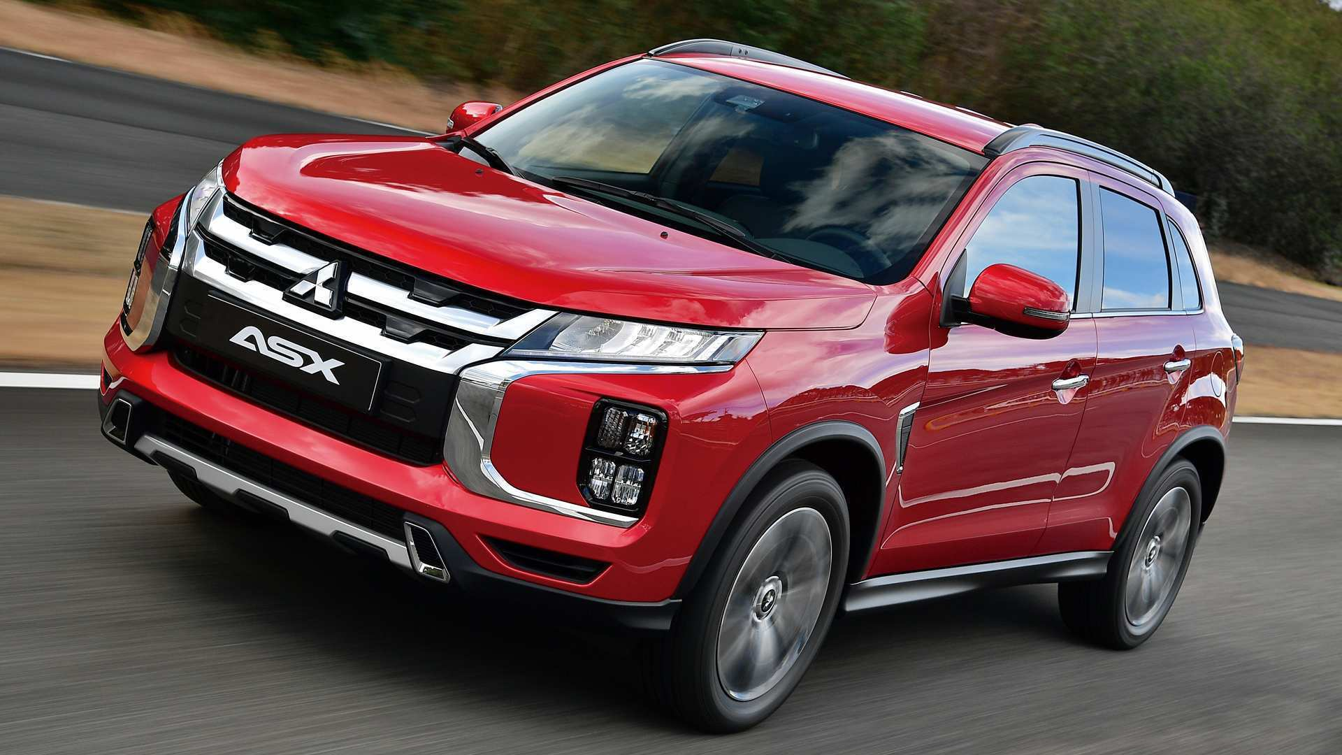 65 The Best 2019 Mitsubishi Asx Release Date And Concept
