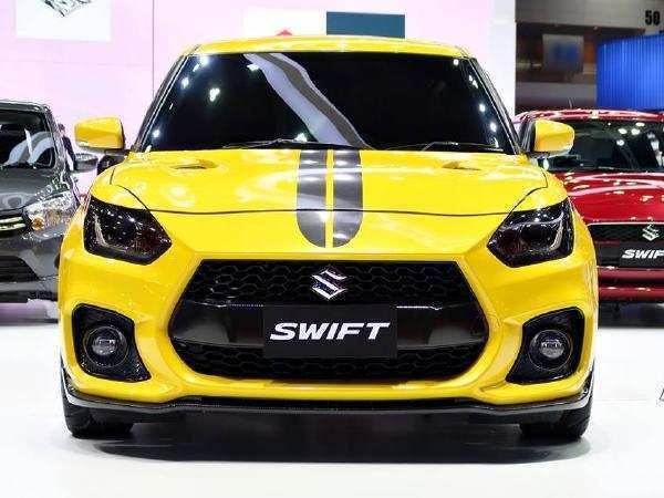 65 The Best 2019 New Suzuki Swift Sport Specs And Review