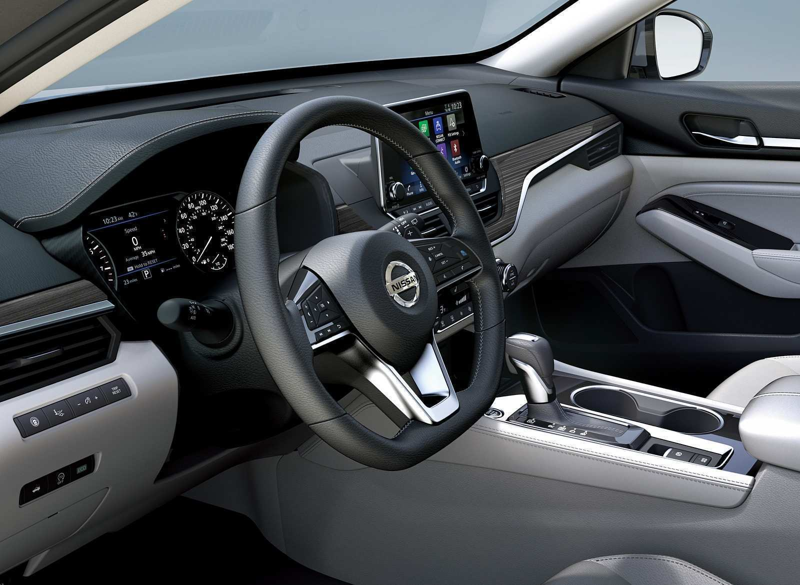 65 The Best 2019 Nissan Altima Interior Reviews