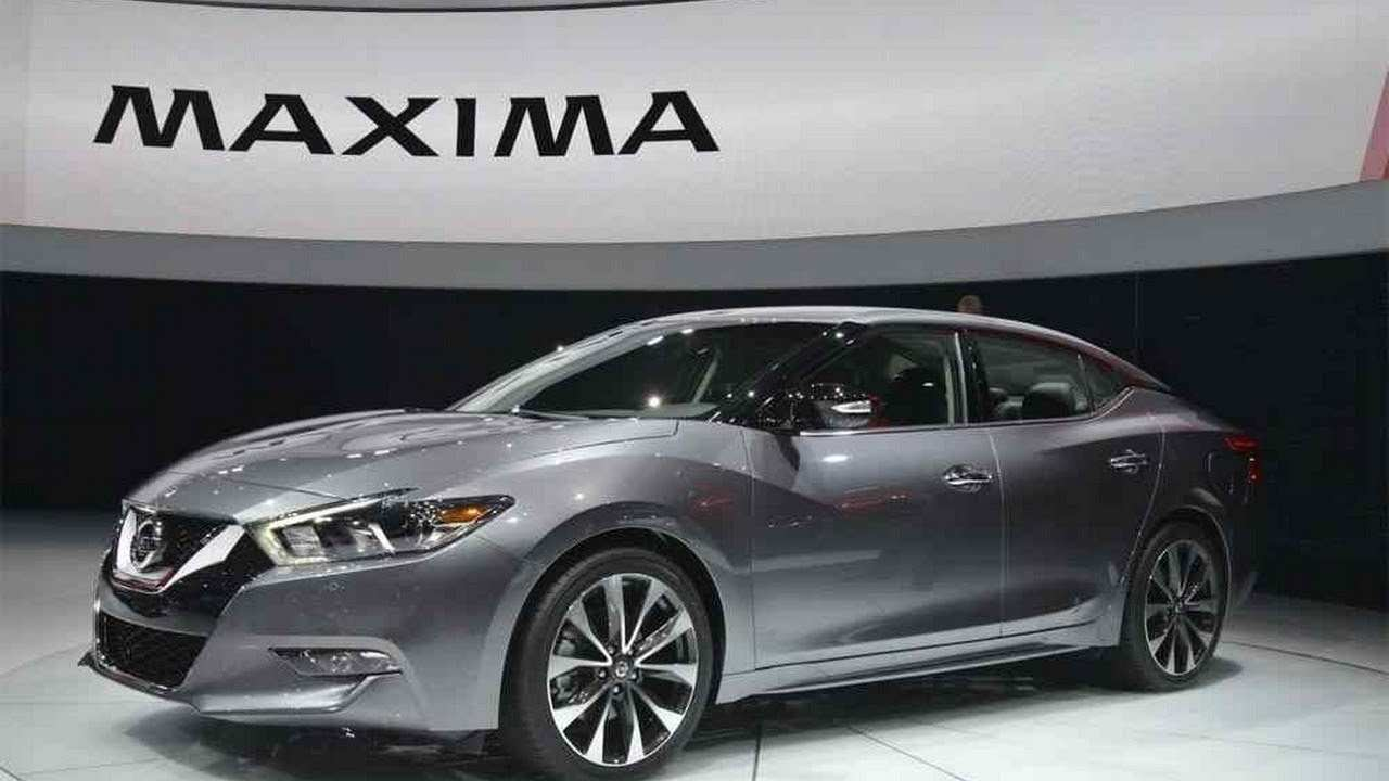 65 The Best 2019 Nissan Maxima Detailed First Drive