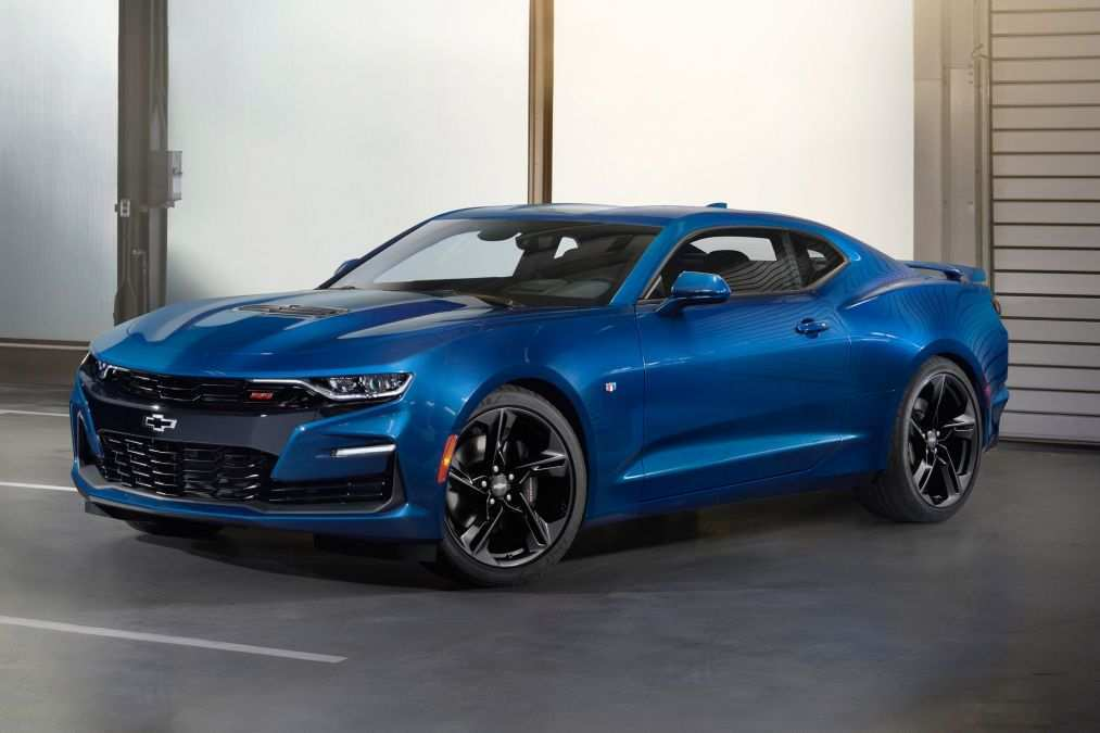 65 The Best 2019 The Camaro Ss New Concept