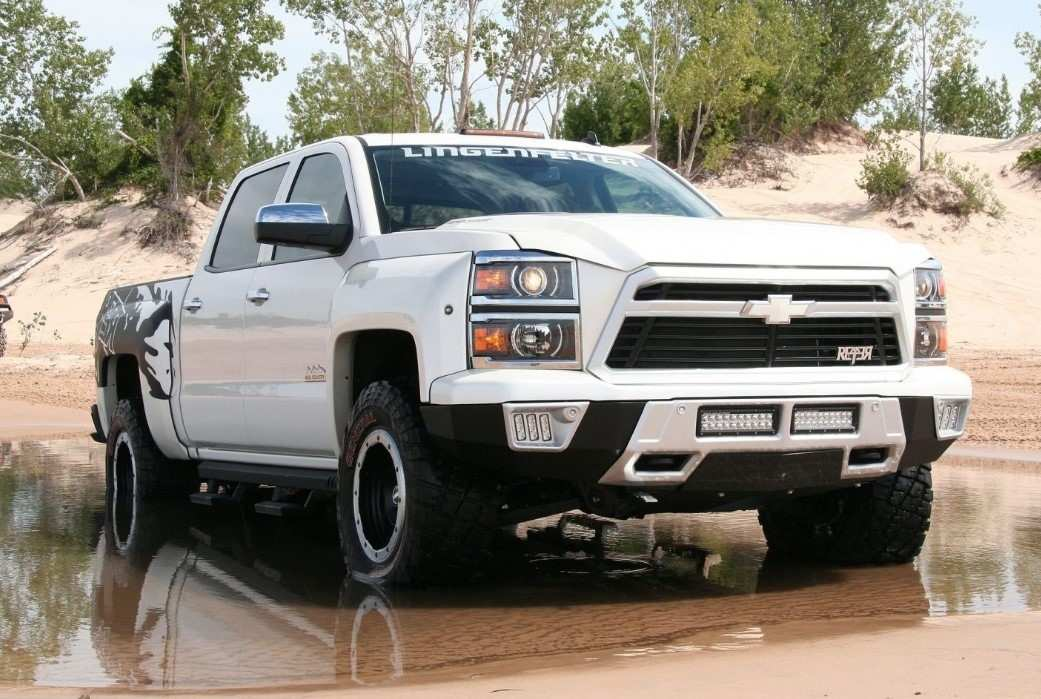 65 The Best 2020 Chevy Reaper Review And Release Date