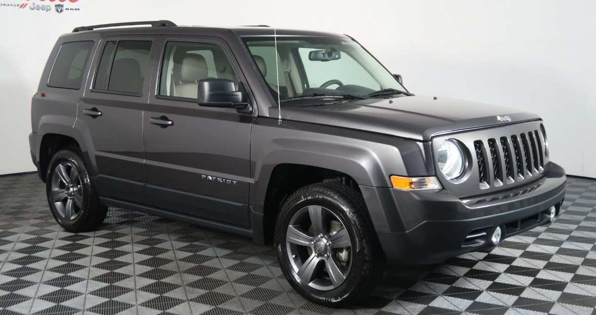 65 The Best 2020 Jeep Patriot Research New