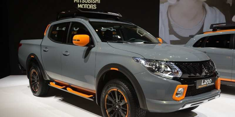 65 The Best 2020 Mitsubishi L200 Redesign And Review