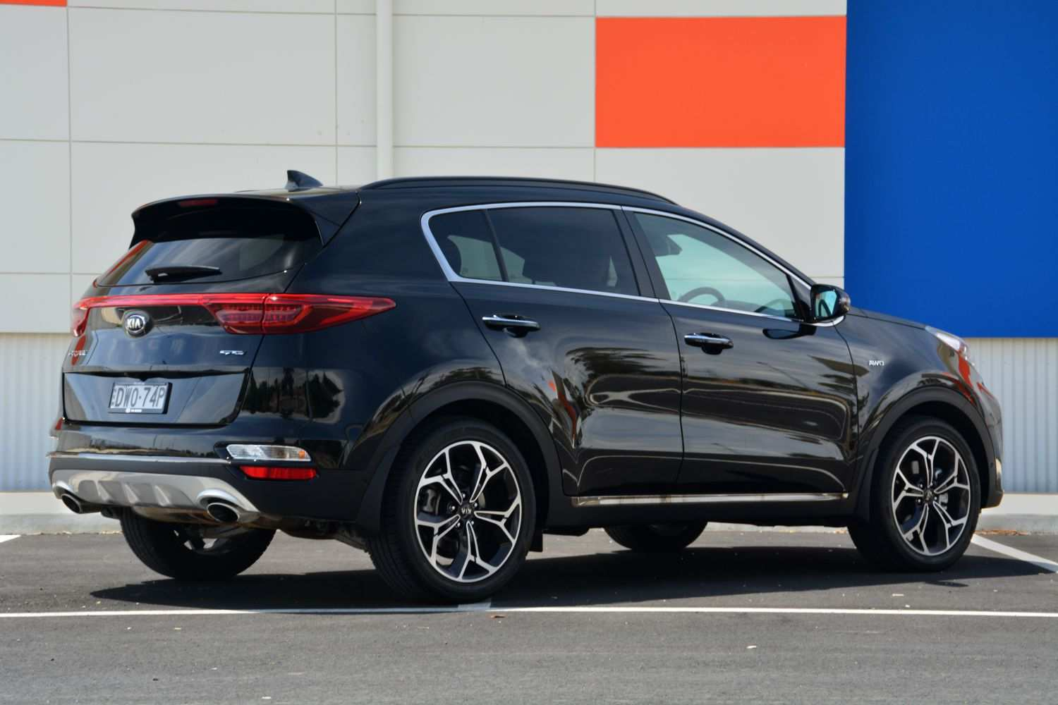 65 The Best Kia Sportage Gt Line 2019 Pictures