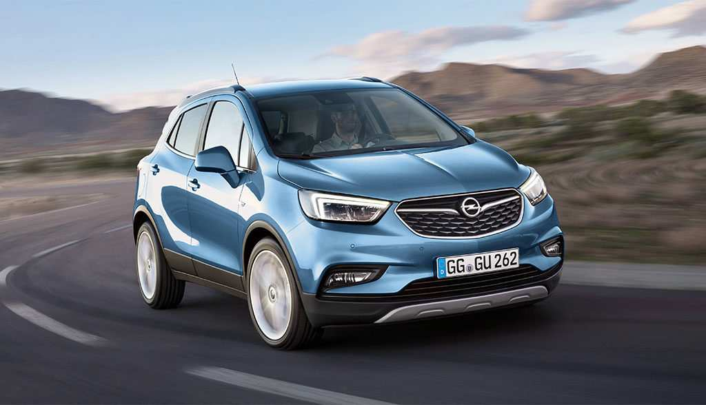 65 The Best Opel Corsa Suv 2020 Review And Release Date