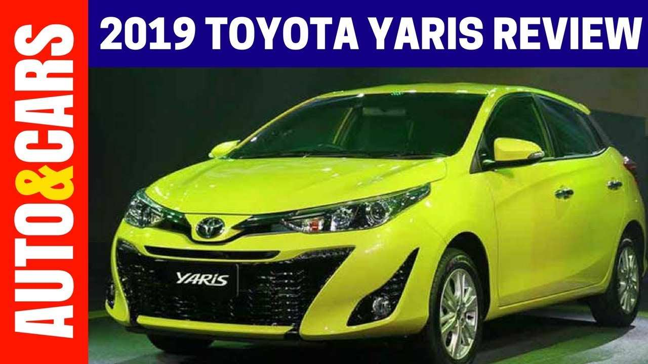 65 The Best Toyota Yaris 2019 Europe Engine