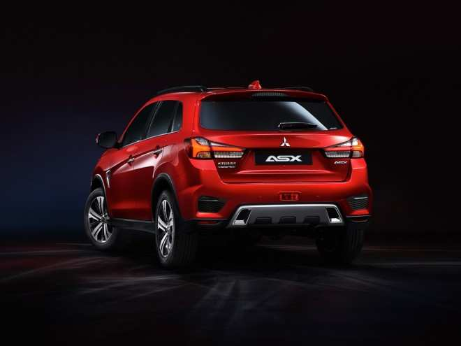65 The Best Uusi Mitsubishi Asx 2020 Release