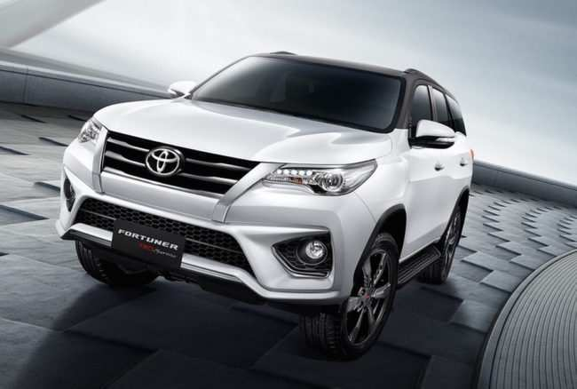 65 The Fortuner Toyota 2019 Performance
