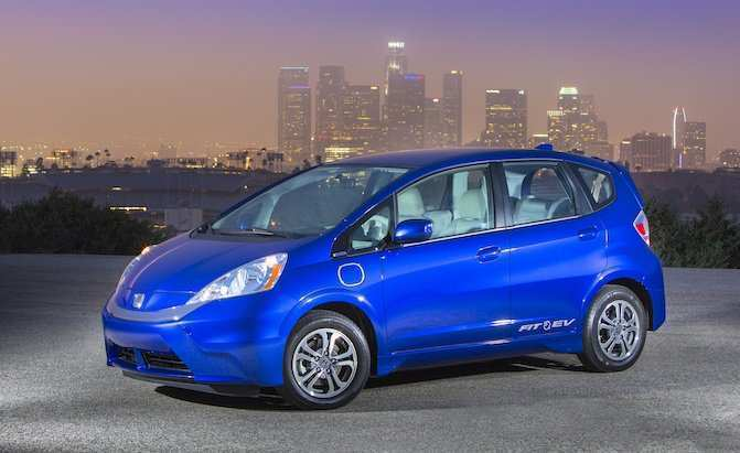 65 The Honda Fit Electric 2020 History