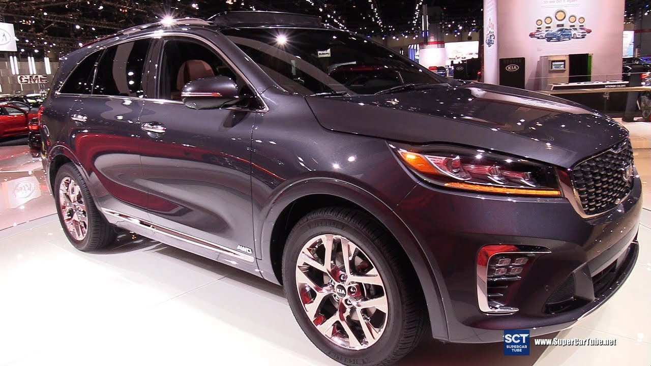 65 The Kia Sorento 2019 Video Style