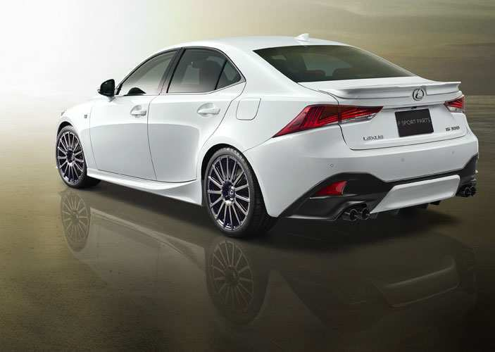 65 The Lexus Is300H 2020 Pricing