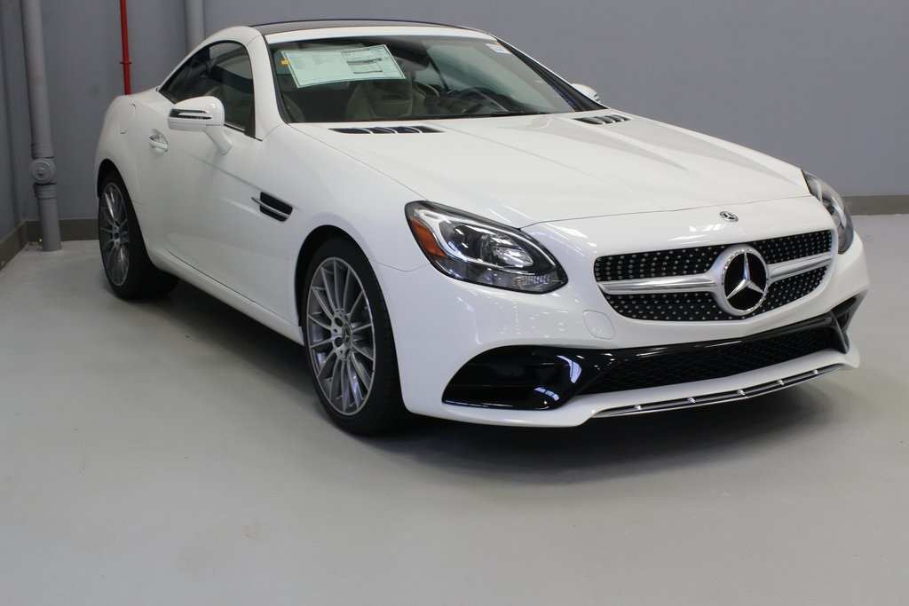65 The Mercedes Slc 2019 Rumors