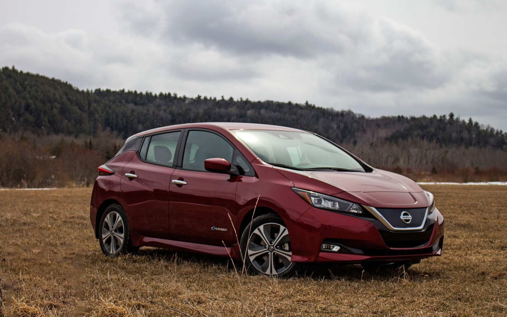 65 The Nissan Leaf 2020 Canada Review