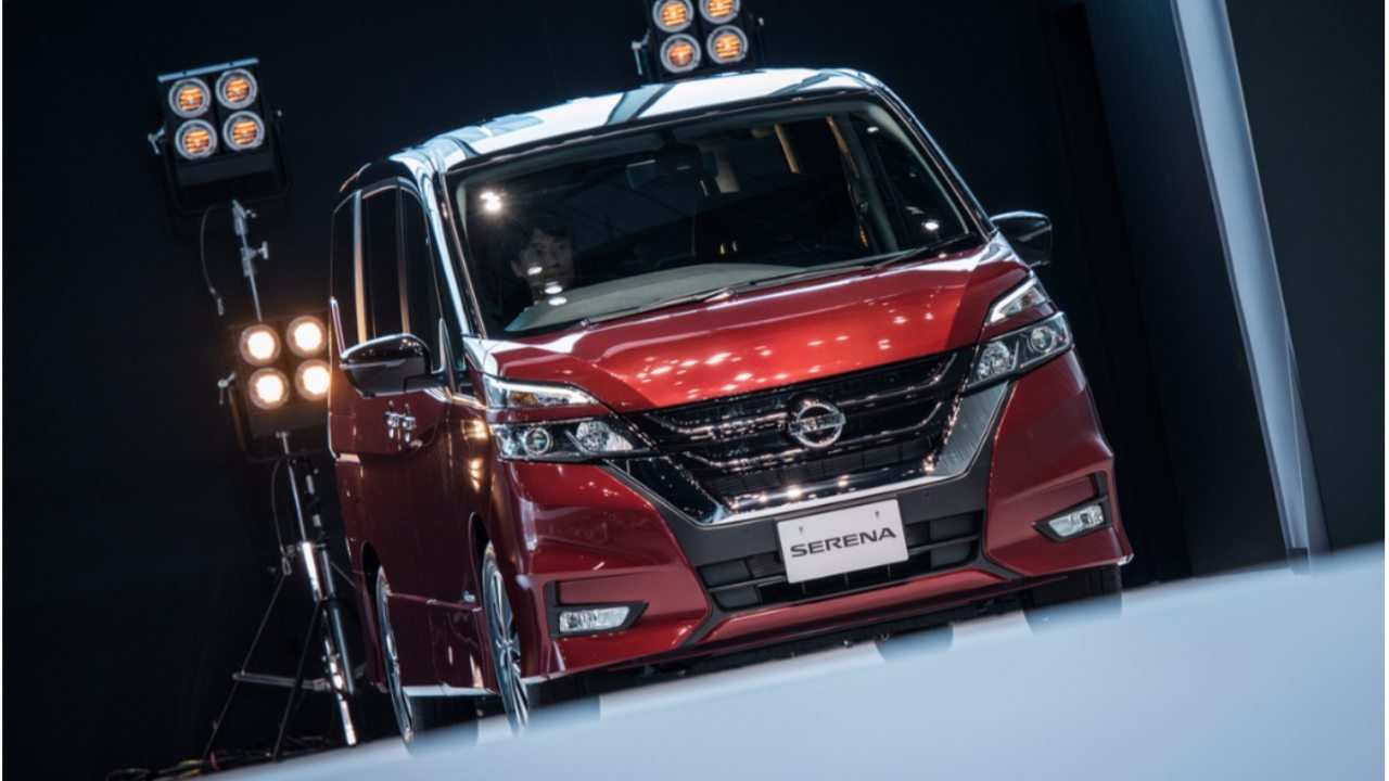 65 The Nissan Serena 2020 Picture