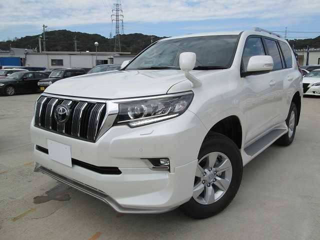 65 The Toyota Prado 2019 Price And Review