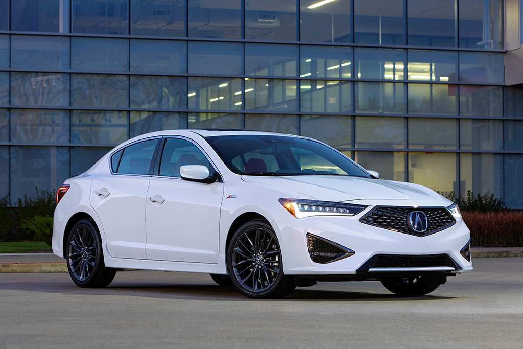 66 A 2019 Acura ILX Speed Test