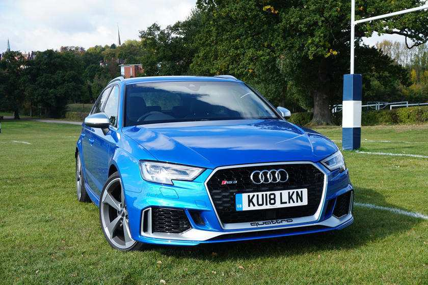 66 A 2019 Audi RS3 Exterior And Interior