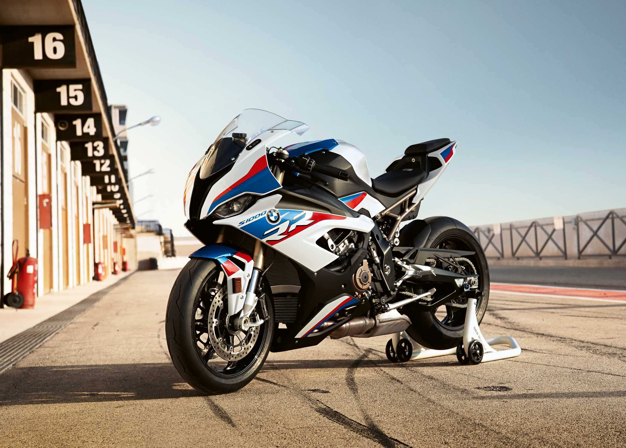 66 A 2019 BMW S1000Rr History