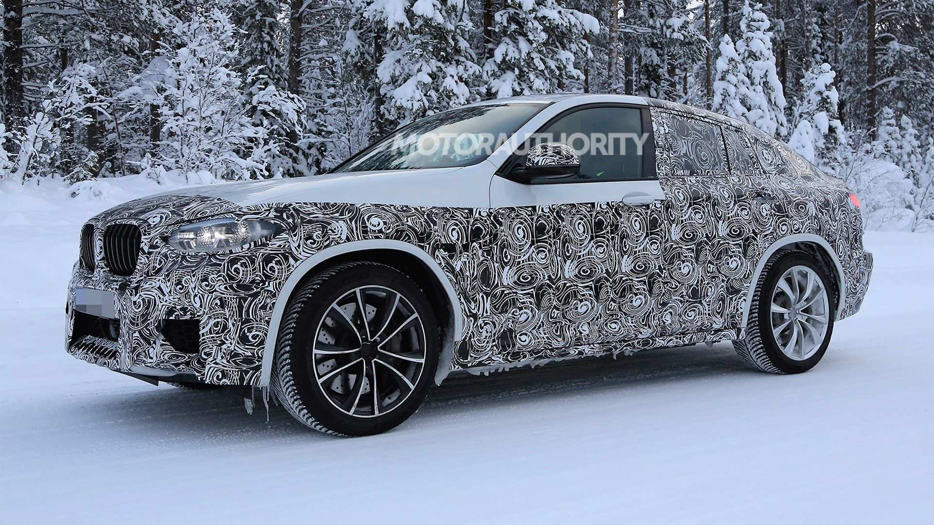 66 A 2019 BMW X4 Research New