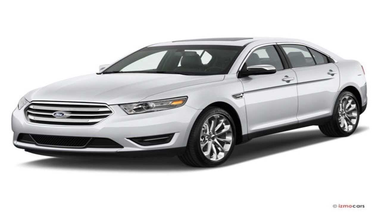 66 A 2019 Ford Taurus Spy Images