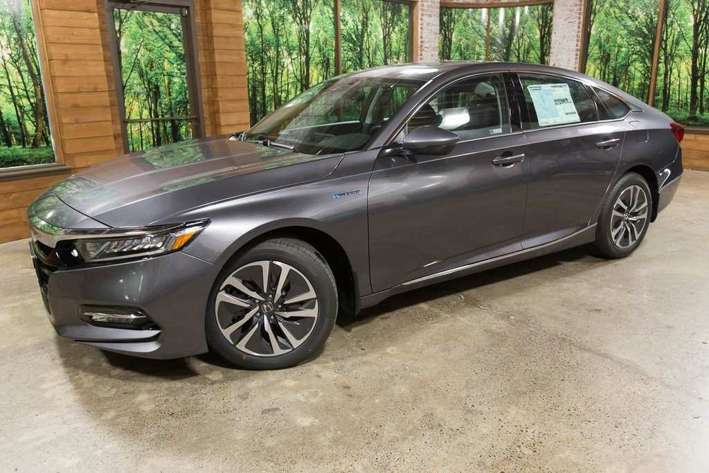 66 A 2019 Honda Accord Hybrid Interior