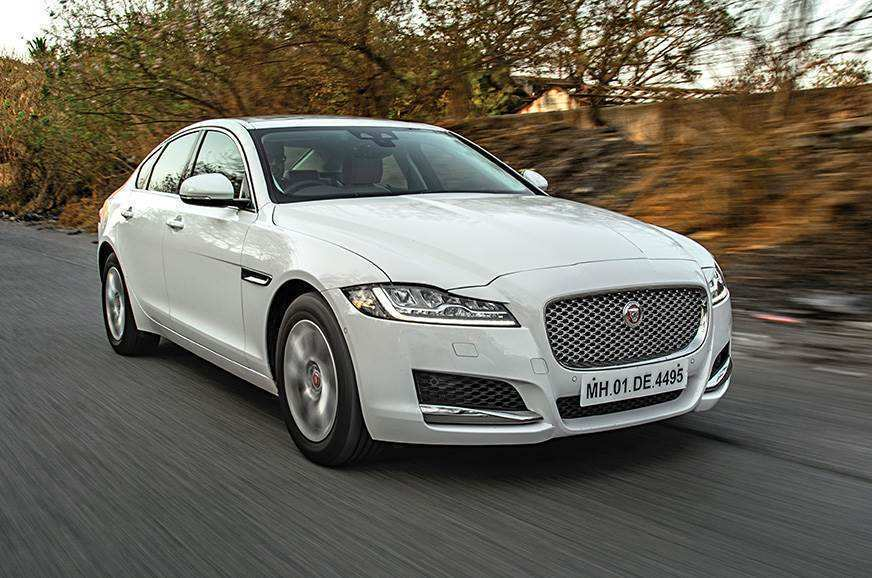 66 A 2019 Jaguar XF Price Design And Review