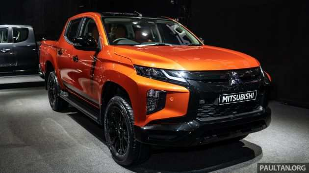 66 A 2019 Mitsubishi Triton Redesign And Concept