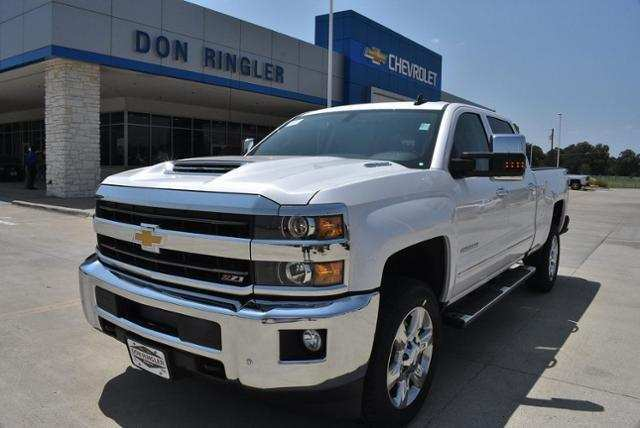 66 A 2019 Silverado Hd Redesign And Review