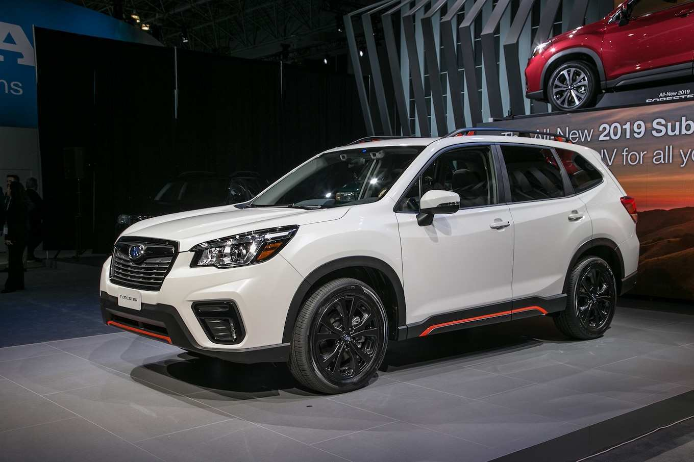 66 A 2019 Subaru Forester Mpg New Model And Performance
